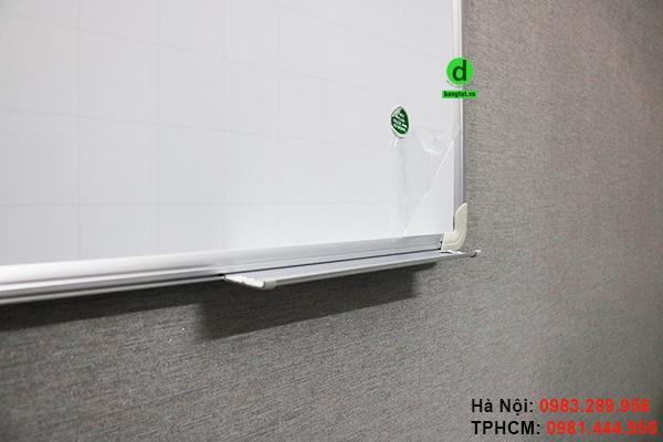 Bảng từ trắng Hàn Quốc được thiết kế dành riêng cho việc viết ghi chú cá nhân, dạy con học tại các gia đình, văn phòng