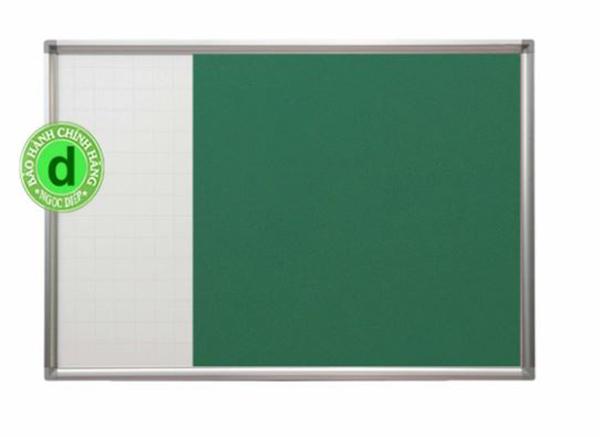 Bảng combo ghim từ trắng dùng nhiều cho văn phòng, trường học và gia đình