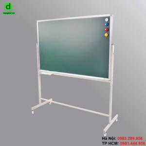 Khung bảng được làm bảng nhôm chắc chắn, bốn góc được bịt nhựa