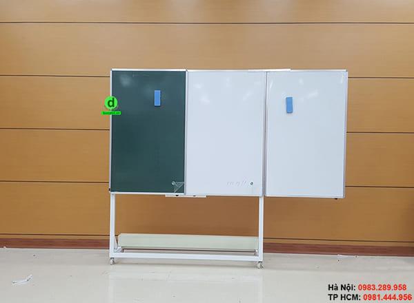 Lắp đặt bảng gấp cánh tại trường Đại học Y Hà Nội