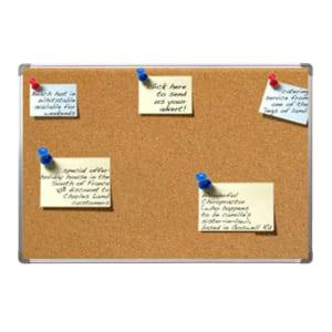 Bảng ghim lie dùng để ghim tài liệu, giấy nhớ, thông báo