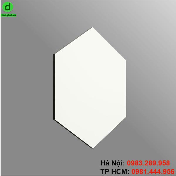 Bảng không khung từ trắng