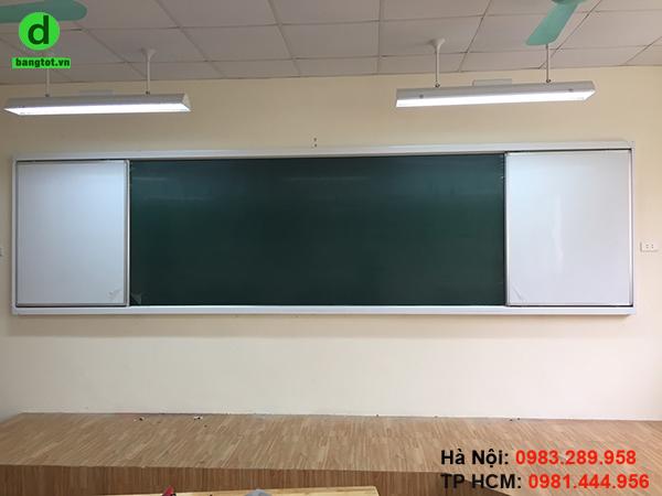 Bảng trượt 2 lớp