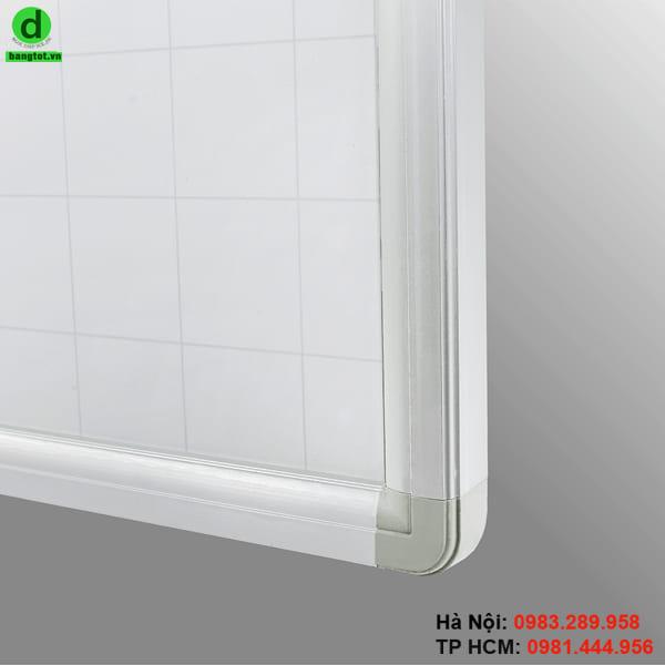 Khung bảng bằng nhôm sơn tĩnh điện, bịt nhựa 4 góc