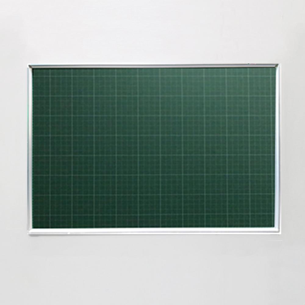 Bảng viết phấn kẻ ô ly Hàn Quốc Basic - Bảng từ xanh kẻ ô ly tiểu học