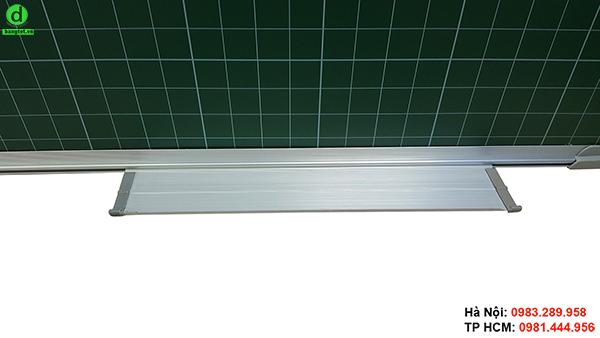 Khay đựng bút dài 30cm, bịt nhựa 2 đầu