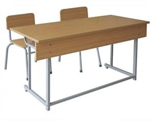 Bàn ghế học sinh liền tiểu học