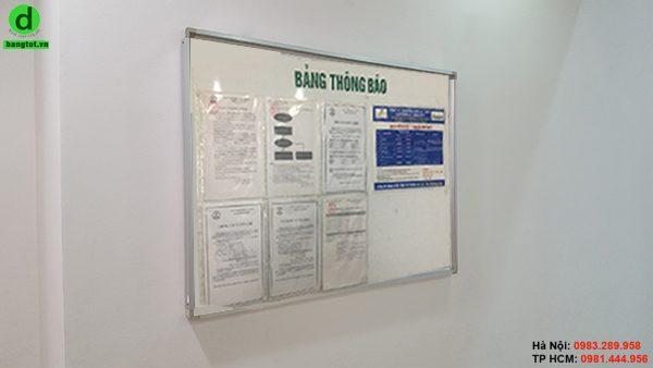 Bảng tin chung cư The Văn Phú Victoria
