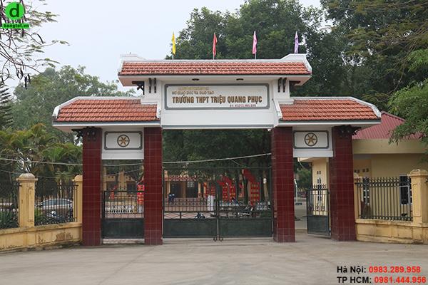 Trường THPT Triệu Quang Phục, Hưng Yên