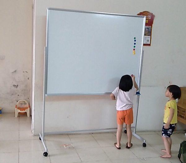 Bảng từ trắng lắp đặt tại Hà Nam