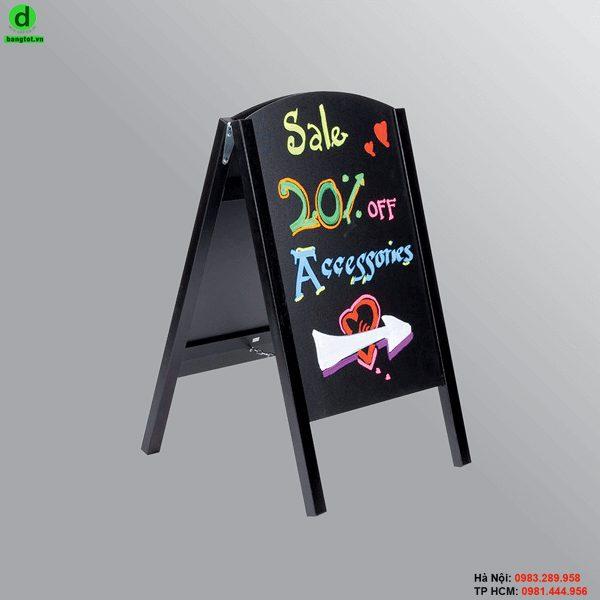 Bảng menu nhà hàng Slide Mini