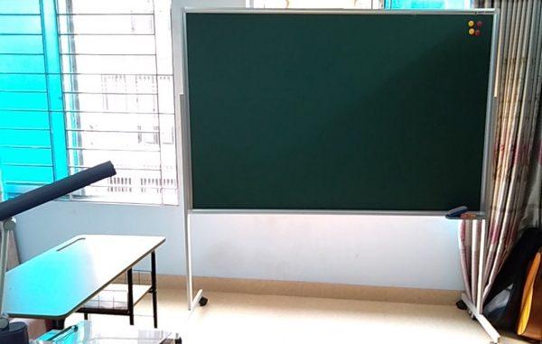Lắp bảng xanh viết phấn tại Ninh Bình