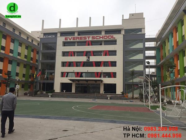 Trường phổ thông liên cấp Everest