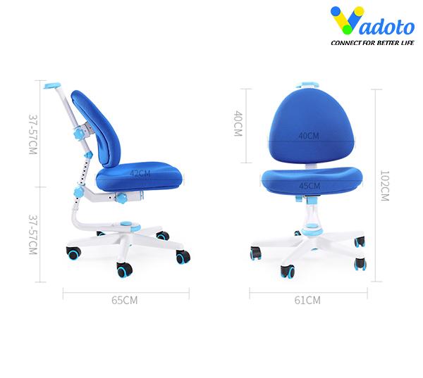 Ghế chống gù lưng cho trẻ