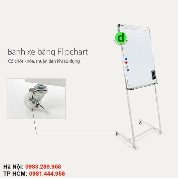 Bảng Flipchart hiện đại cho bé