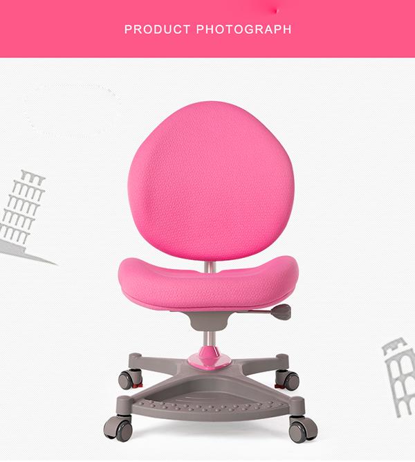 Ghế chống gù C2 màu hồng