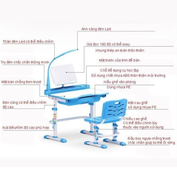 Bàn ghế Q8