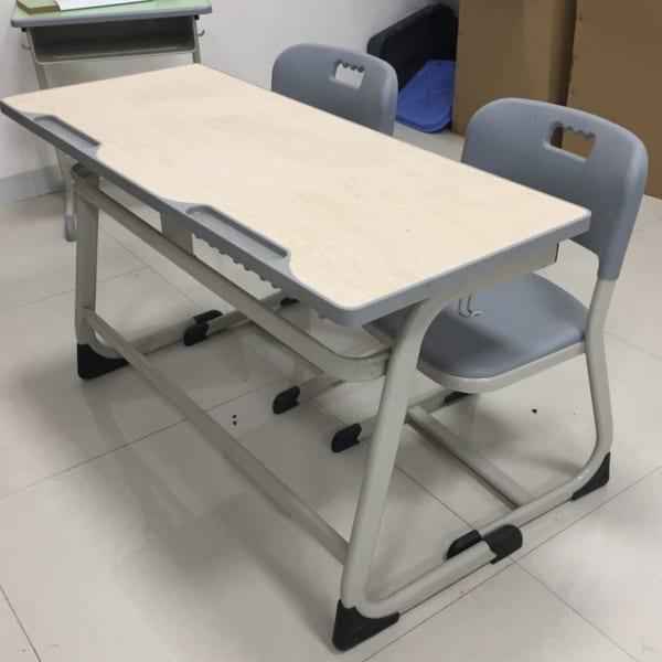 Bàn ghế học sinh đôi