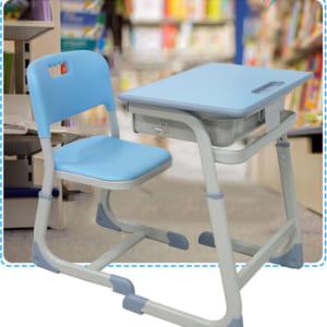 Bàn ghế điều chỉnh độ cao 009