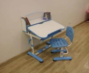Lắp đặt bàn ghế học tập cho bé tại TP.HCM