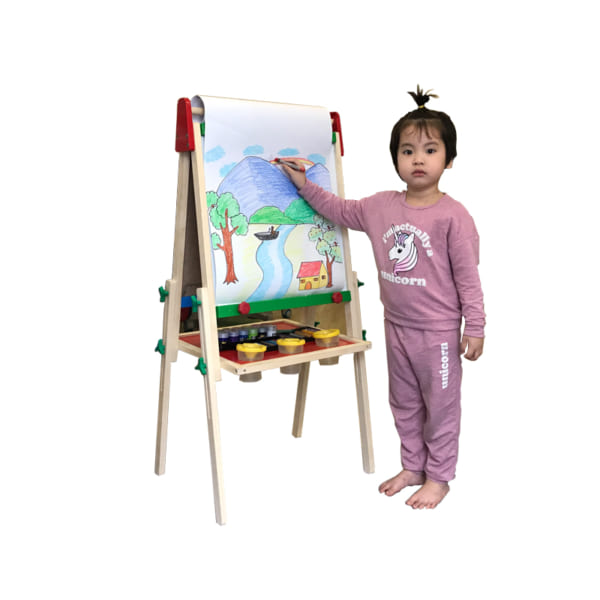 bảng cho con học vẽ