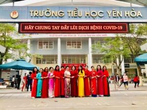 Trường tiểu học Yên Hòa, Hà Nội