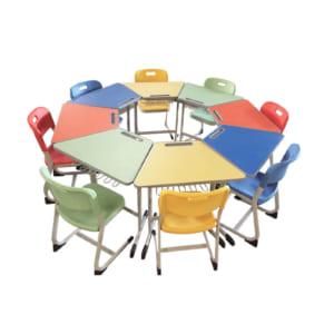 Bàn ghế học tập đơn tại Bảng Tốt với những tính năng vượt trội
